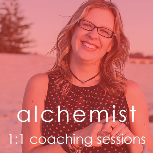 1:1 sessions & VIP session package