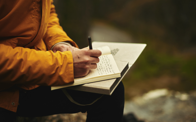 Mind Journal: A Groundbreaking New Journal For Guys By