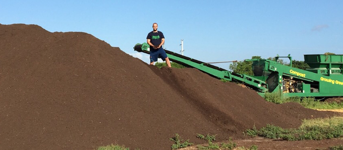 Unlimited Amounts of Composted Horse Manure