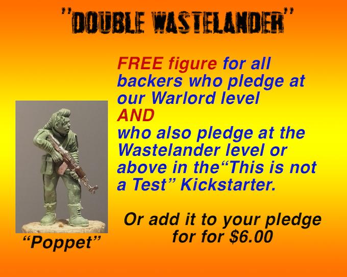 """""""Double Wastelander Promo"""""""