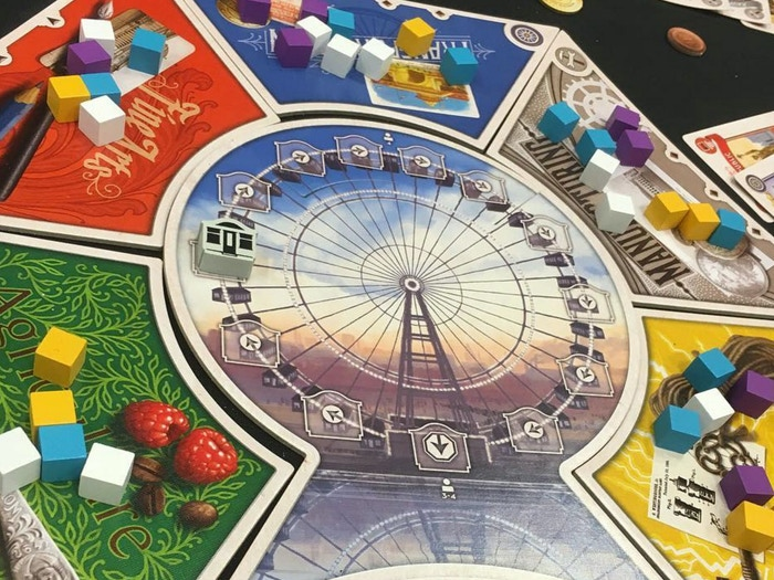 World's Fair 1893 - Board Game by Foxtrot Games » Voting for
