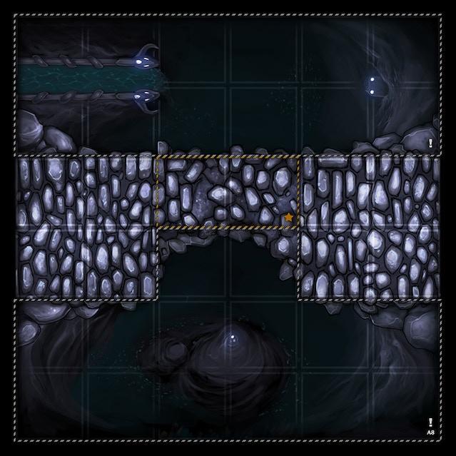 White Vaults A8