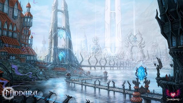 City of Elenia Concept