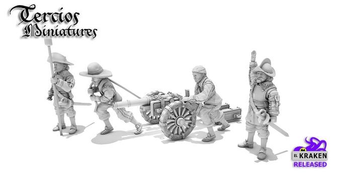 Light Artillery Pack
