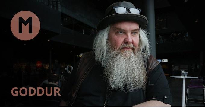 Goddur — Iceland's best-known commentator on design issues