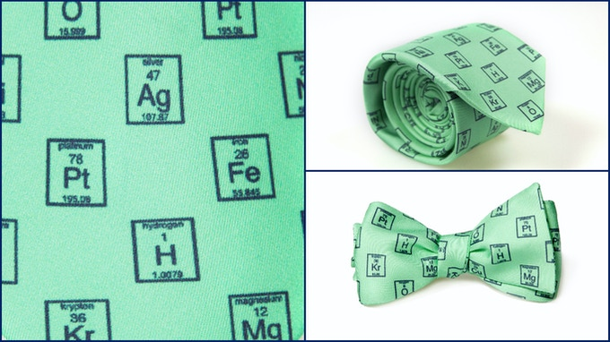 Periodic Table of Elements - Mint