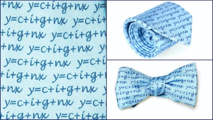 Keynes' Identity - Blue