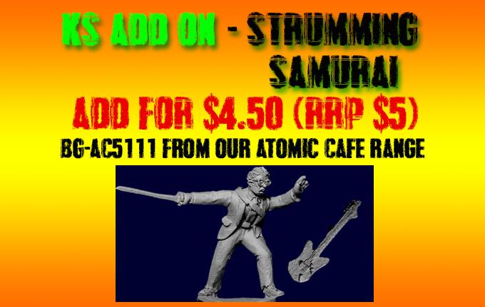 AC5111 The Strumming Samurai