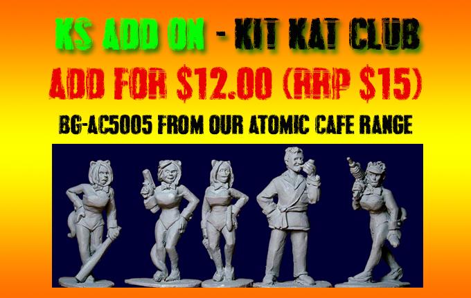 AC5005 The Kit Kat Club