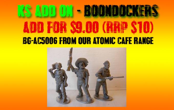 BG-AC5006 Boondockers I