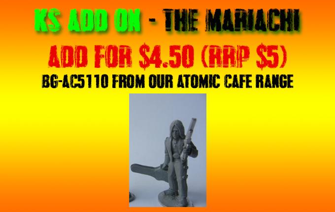 """BG-AC5110 """"The Mariachi"""""""