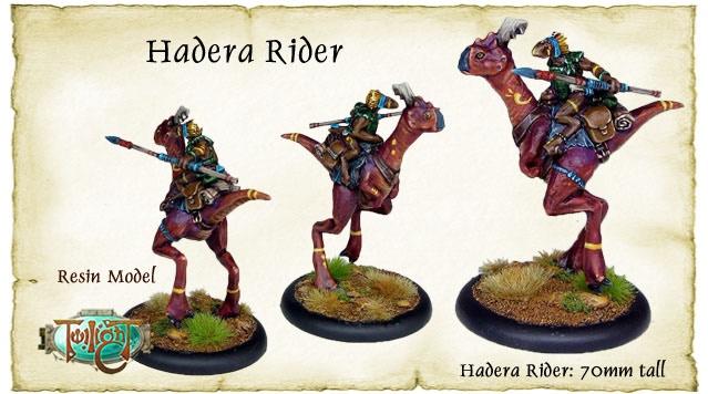 Hadera Rider