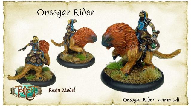 Onsegar Rider