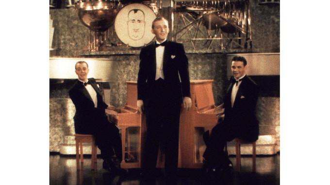 The Rhythm Boys: Harry Barris, Bing Crosby and Al Rinker