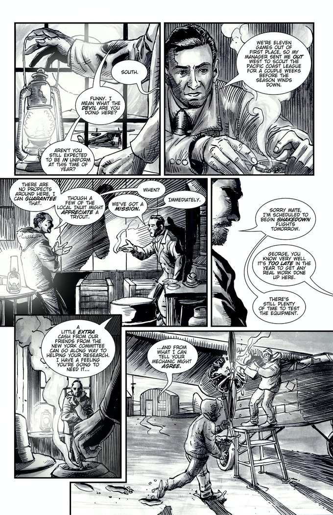 Dubious Tales, Issue #1, page 5