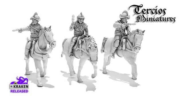 Pistolier Cavalry Pack