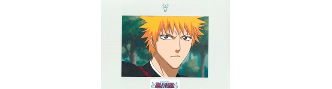 Bleach Cel - Variant A (7 out of 8 available)