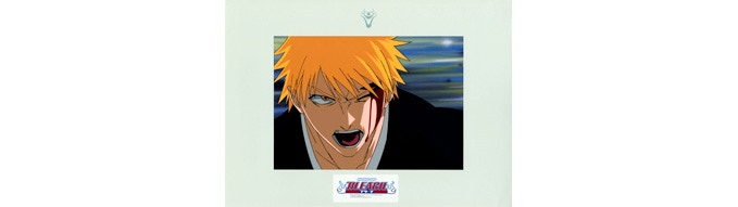 Bleach Cel - Variant B (7 out of 8 available)
