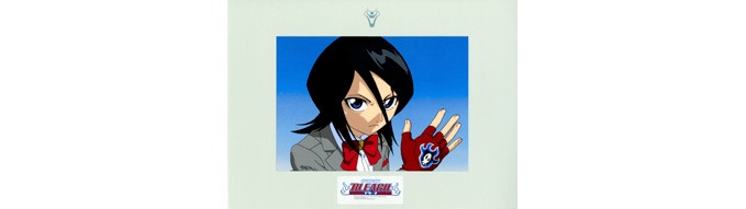 Bleach Cel - Variant D (3 out of 5 available)