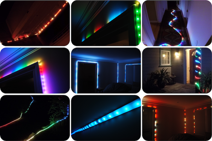 What will you do with Flickerstrip?