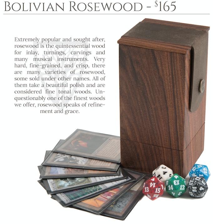 Bolivian Rosewood