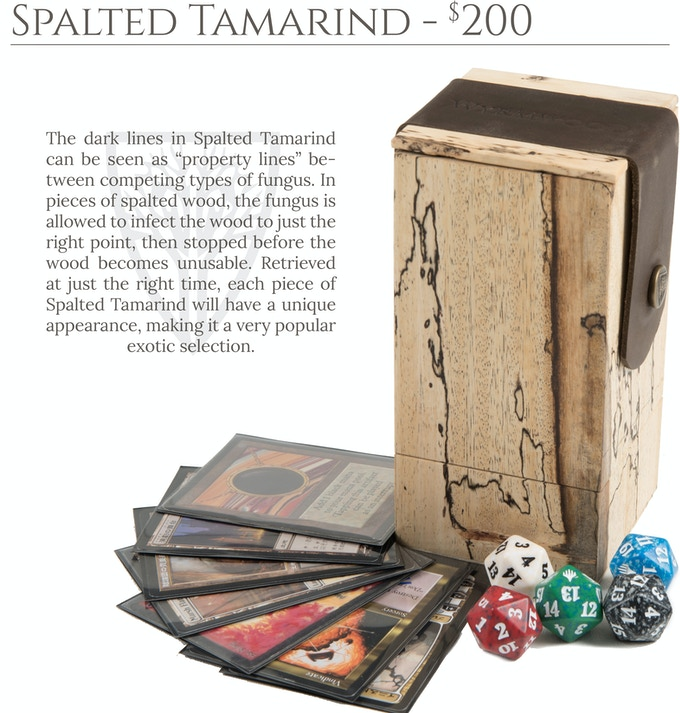 Spalted Tamarind