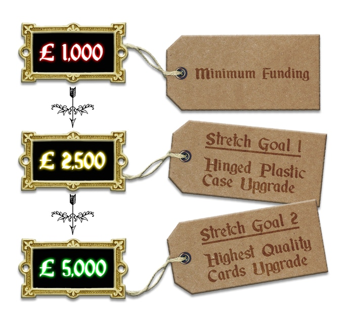 Just the Ticket Stretch Goals