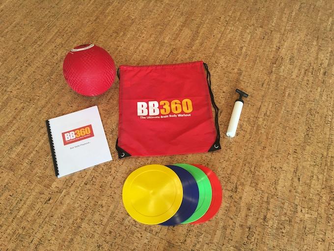 Ball Skills Bag