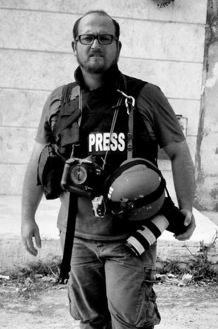 During August 2012 in Aleppo, SYRIA