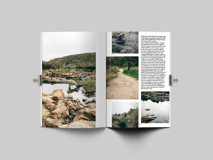 Sceen'ry Volume One by Sceen'ry Travel Journal — Kickstarter