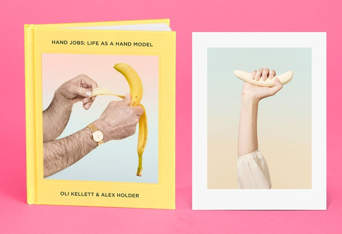 Hand Jobs: Life as a Hand Model, collector's edition (ed. of 150)