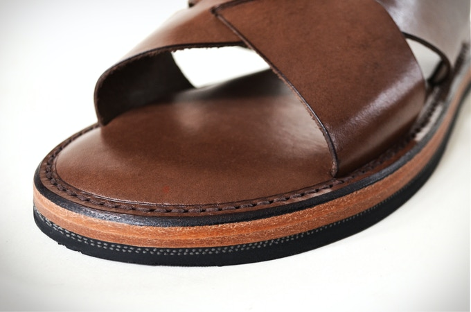 Leather Suppliers Kenya Mail: Hand Made Leather Sandals With Upcycled Car Tire Soles. By