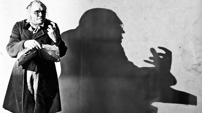 The Cabinet of Doctor Caligari (Robert Wiene 1920); a great image and a terrifying film