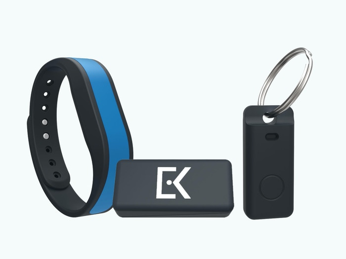 Everykey replaces keys and passwords.  It's sleek, secure, and can be deactivated at any time.