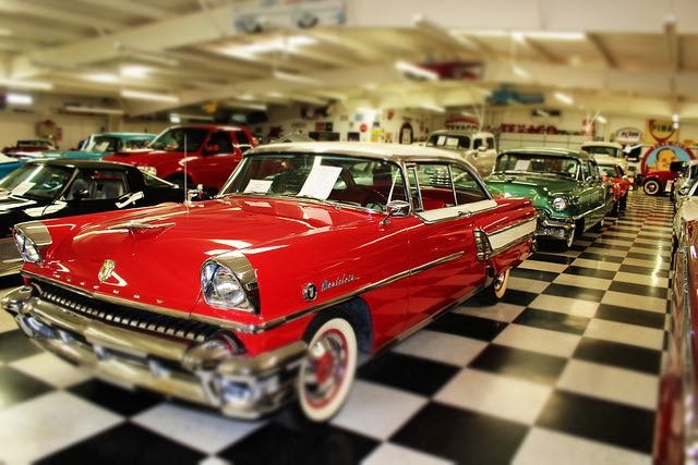 Route 66 Auto Museum, New Mexico