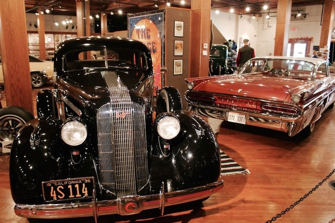 Pontiac-Oakland Museum, Illinois