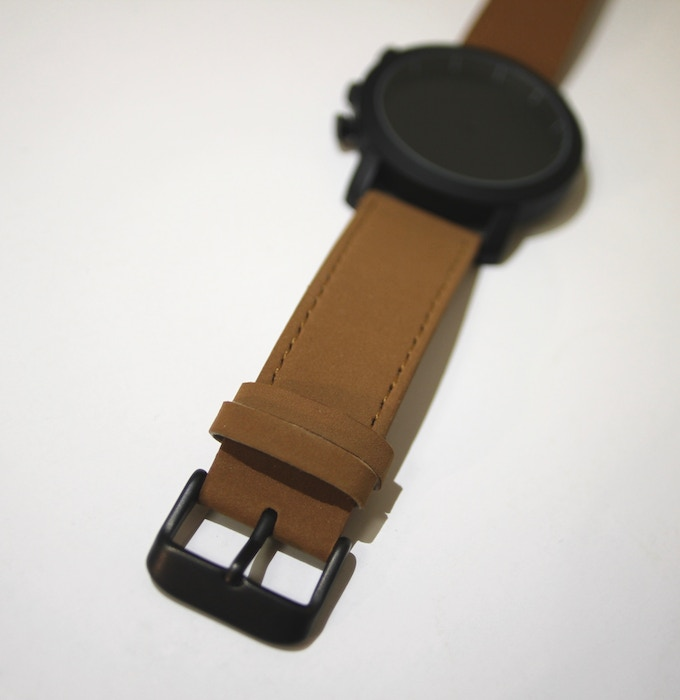 sturdy, well-made, and easily changeable bands