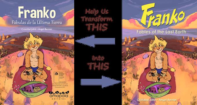Spanish edition vs. English edition (current working design)