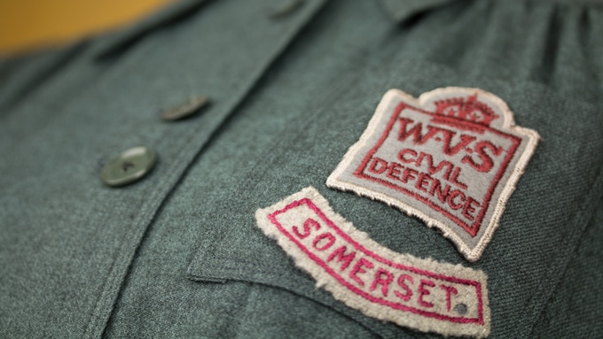 WVS Summer uniform dress c.1940