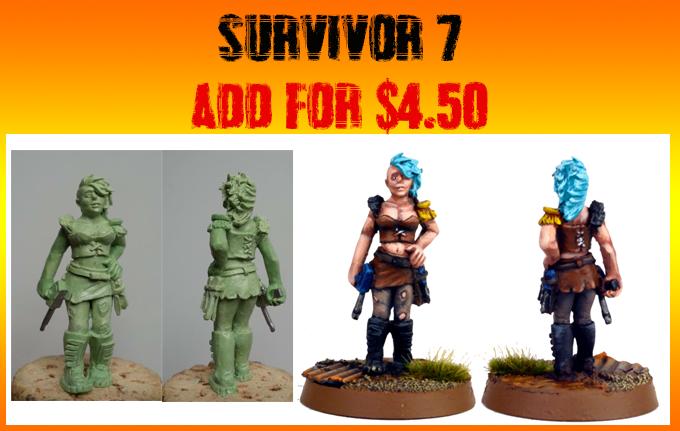 Survivor 7