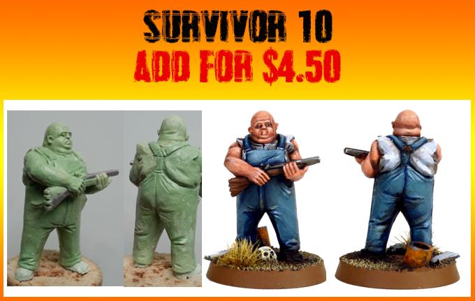 Survivor 10