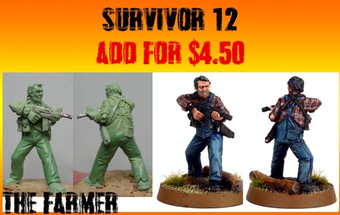 Survivor 12