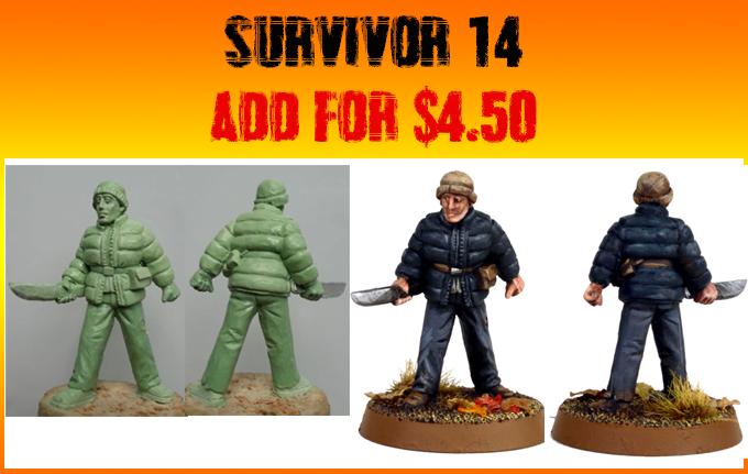 Survivor 14