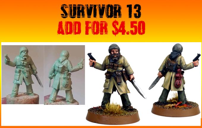 Survivor 13