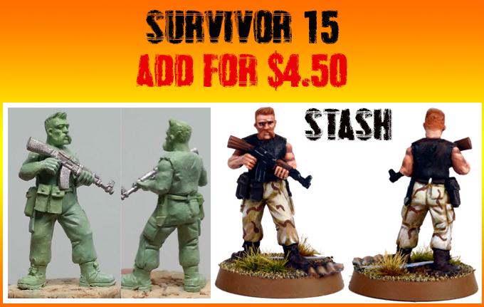 Survivor 15