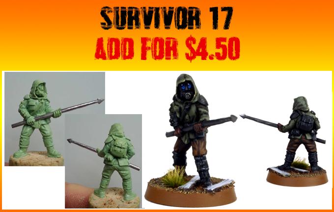 Survivor 17