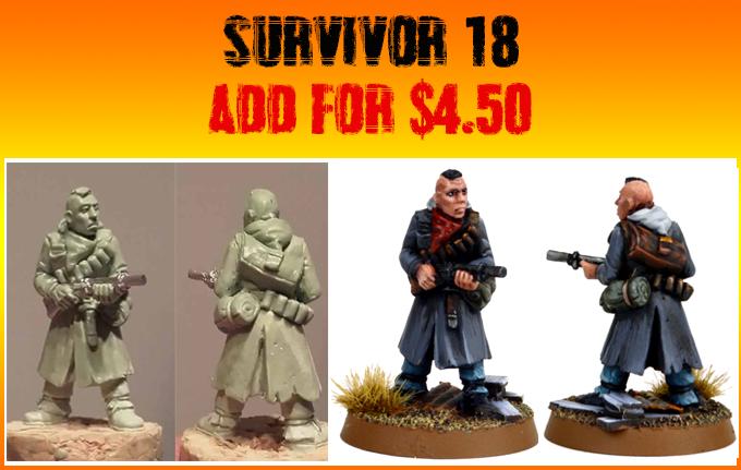 Survivor 18