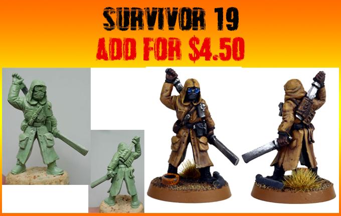 Survivor 19