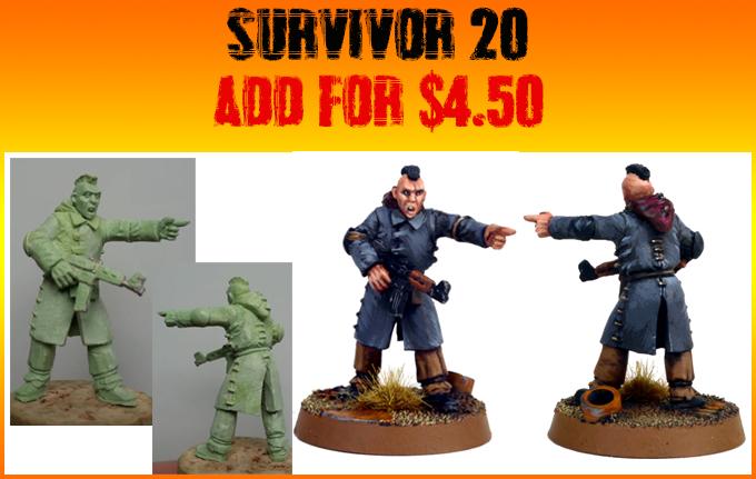 Survivor 20