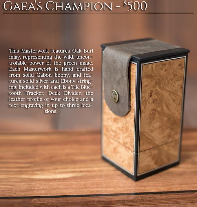 Masterwork: Gaea's Champion